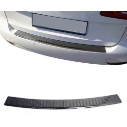 Threshold of loading (brushed aluminum) for Peugeot pager 2008-