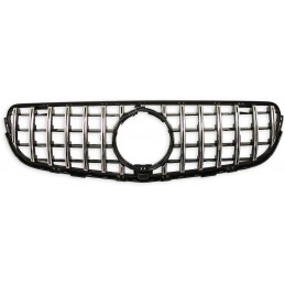 Front grille for Mercedes GLC look AMG 63