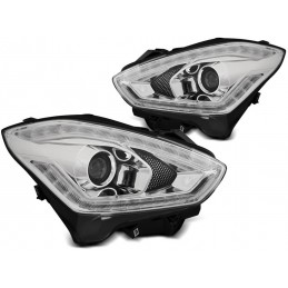 LED front headlights for...