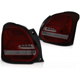 Dynamic LED taillights for...