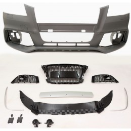 Chrome grille for Audi A3 2008-2012