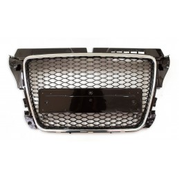 Grille for Audi A3 2008-2012 look RS3