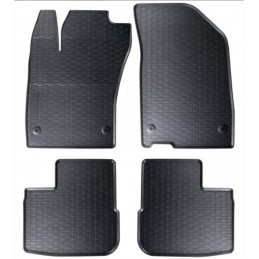 Carpet 3D rubber for Fiat Tipo