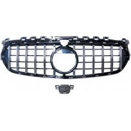 Diamond grille for Mercedes B-Class W247