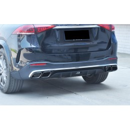 Diffuser for Mercedes GLE W166 AMG 63