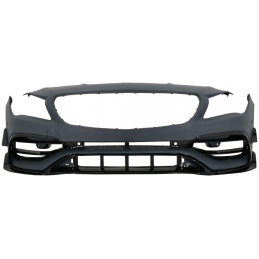 Front bumper for Mercedes class CLA 45 AMG 2014-2019
