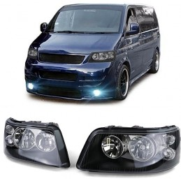 Headlights for VW T5...