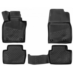 Rubber mats for Mazda 3 2013-2018