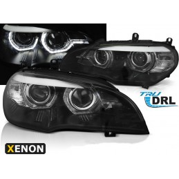 Rear lights facelift look for BMW X5 E70 2007-2010