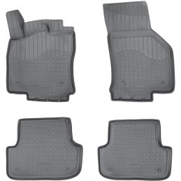 Rug rubber 3D for Audi A3 Sportback 8V and 3 p