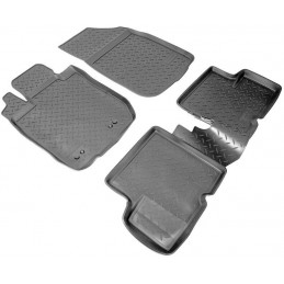 Rug rubber for Dacia / Renault Duster (10) -