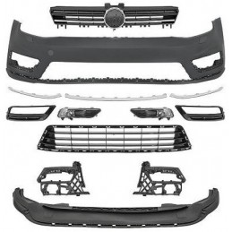 Front bumper for VW Golf 7 R20