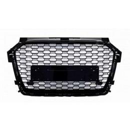 Grid grille for Audi A1 look RS1 2014 - 2018