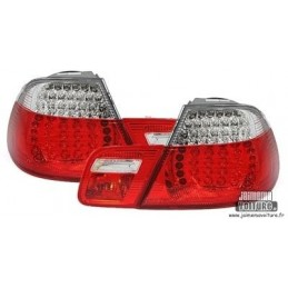 Taillights led BMW E46 series 3 cabriolet