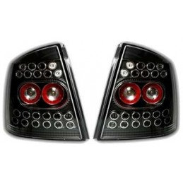 Opel Astra G Black led luces traseras