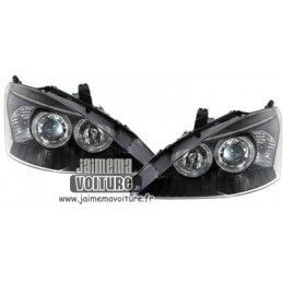 Cheap Ford Focus front lights