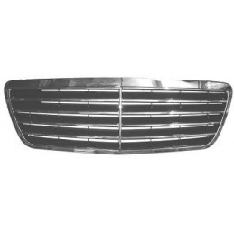 Grille the Mercedes class E W210 from 2000 to 2002