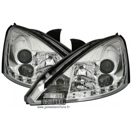 Front headlights led Ford Focus
