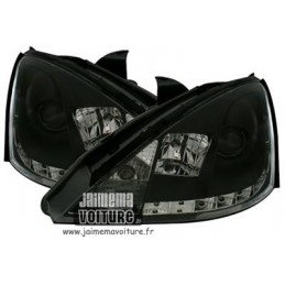 Led tuning Ford Focus headlights