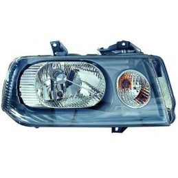 Fiat Scudo right after 2004 headlight