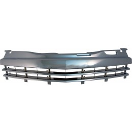 Opel Astra H GTC tuning chrome grille