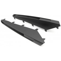 Pair of front bmw m3 fender grille