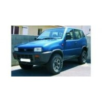 Spare parts for Nissan Terrano
