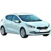 Spare parts, accessories, tuning and carpet Kia Ceed after 2012