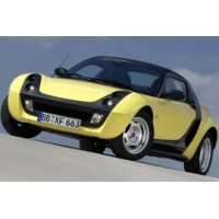 Spare parts, accessories, tuning and mat Smart Roadster
