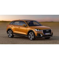 Spare parts, accessories and tuning Audi Q2