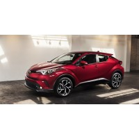 Toyota C-HR spare parts, accessories and tuning