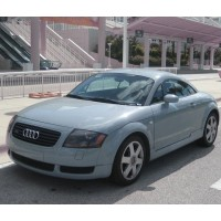 AUDI TT spare parts and accessories
