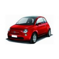 Replacement parts for Fiat 500