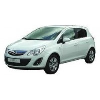 Tuning Opel Corsa D after 2006 parts