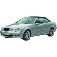 Accessories cars for Mercedes CLK W209 delivery dom tom meeting martinique