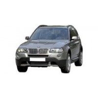 Tuning parts and accessories BMW X3